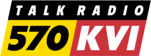 KVI 570 Talk Radio logo